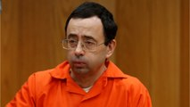 Father Lunges at Disgraced Gymnastics Doctor