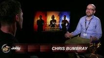 Luke Evans Interview - Professor Marston and The Wonder Women (2017) Wonder Woman comic creator fil
