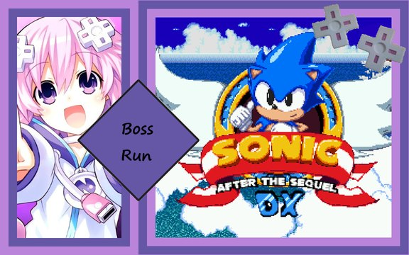 Nep's Playthrough: Sonic - After the Sequel (Boss Run)
