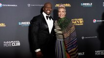 """Terry Crews and Rebecca King-Crews """"26th Annual Movieguide Awards"""" Red Carpet"""