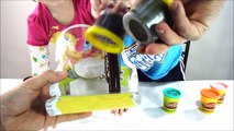 Poo Dough Video - Make Poop with Poo-Dough and Play-Doh - Making Fake Poop