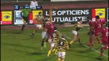 SITE OFFICIEL STADE MONTOIS RUGBY - RESUME SMR vs USD