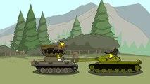 En iyi 15 Çizgi film serisi tankları hakkında