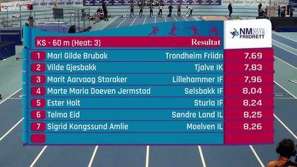NM Friidrett 2018 Sandvika Part 1