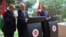 Bakan Mevlüt Çavuşoğlu:'ABD Filistin konusunda arabuluculuk yapabilmesi için tarafsızlığın tekrar kanıtlamak zorundadır'