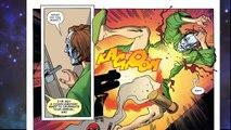อะไรนะ!DeadpoolปะทะThanos[Deadpool vs Thanos Part 1]comic world daily
