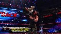 Roman Reigns vs. Braun Strowman: WWE Payback 2017