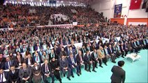 Tekirdağ Başbakan Yıldırım AK Parti AK Parti Tekirdağ 6. Olağan İl Kongresi'ne Katıldı 1