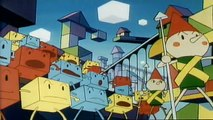 それいけ!アンパンマン劇場版(1992)-家作りブロック性の秘密