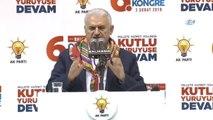 """Başbakan Yıldırım, """"Zeytin Dalı Harekatı Ayrıca Afrin'deki Kürt ve Türkmen Kardeşlerimizin de Terör..."""