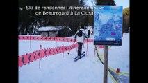 Le boum des itinéraires balisés de ski de randonnée en Haute-Savoie