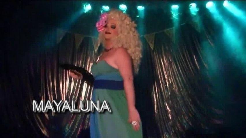 drag queen show travcompany Milano Nautilus club