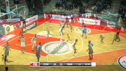 ProB 2018 - J17 Charleville-Mézières vs Nantes – By LNB TV
