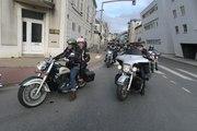 VIDEO(36). 80 km/h : 1.500 motards se mobilisent à Châteauroux