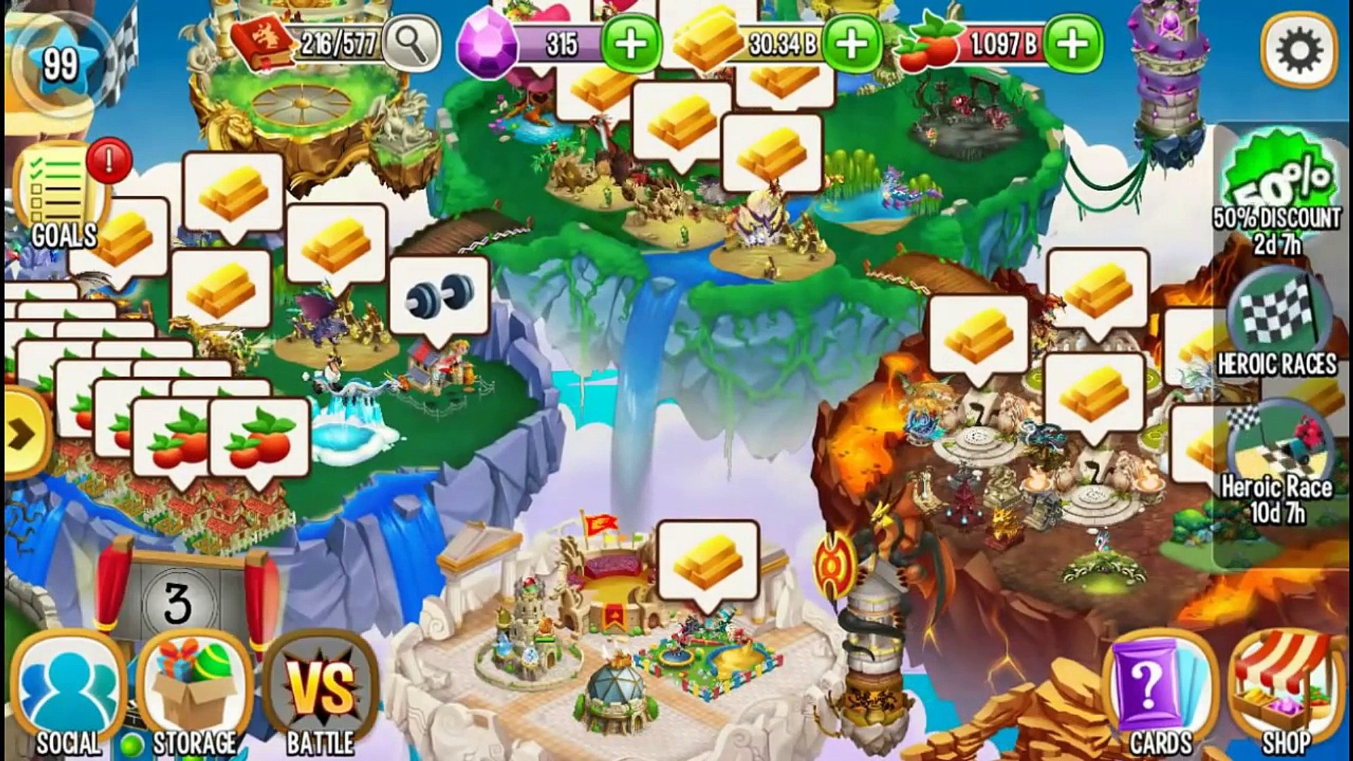 DRAGON CITY: dragon city apariamiento   1080x1920