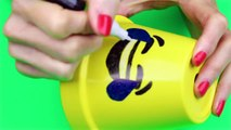 5 DIY Emoji Projects YOU NEED TO TRY! Phone Case, Mini Slime, Stress Ball & Room Decor DIYs!