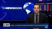 Syrie: un groupe armé capture et tue un pilote russe