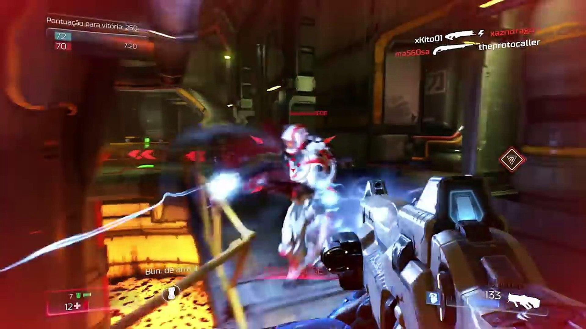 Doom: gameplay comentado - IGN Gameplays