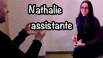 Agence de rencontre CQMI - Nathalie assistante de Philippe - Novembre 2017