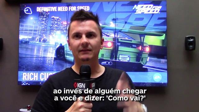 Need for Speed: entrevista com o diretor criativo Craig Sullivan - IGN Entrevistas