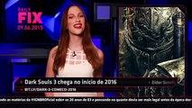 O novo modelo do Xbox One, as datas de Tomb Raider, Forza 6 e Dark Souls 3 -IGN  Daily Fix