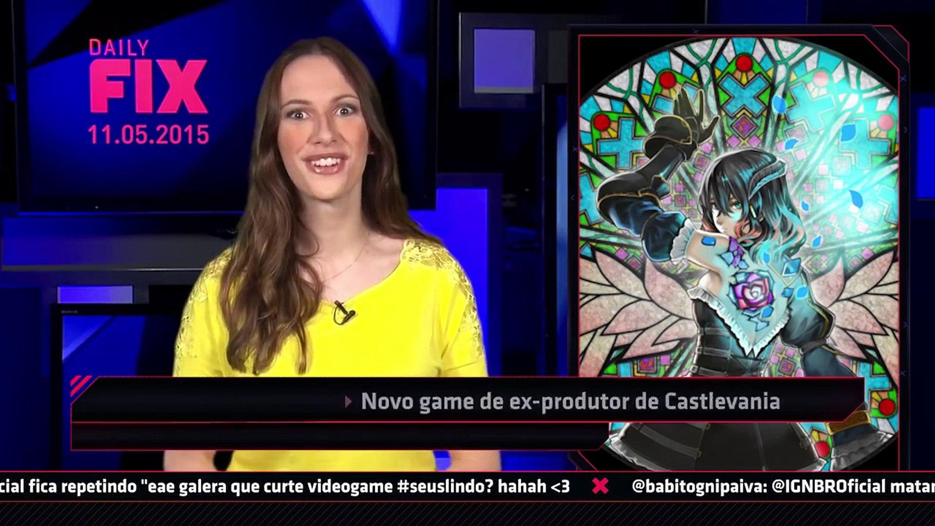 A petição por FF15 em português, o sucesso de The Witcher III, a volta de Arquivo X - IGN Daily Fix