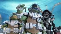 Tartarugas Ninja   Não apertes a mão a um solamdrianiano   Portugal   Nickelodeon em Português