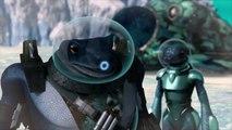 Tartarugas Ninja   Uma batalha espacial   Brasil   Nickelodeon em Português