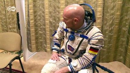 Astronauta alemán en misión espacial | Reporteros en el mundo