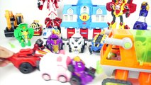 6x Dinosaur Combination Robot, Dino Core Dinosaur Transformer Robot Toys