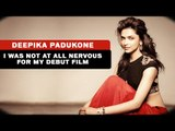 Deepika Padukone talks about her Bollywood Debut - Exclusive Bollywood Interview