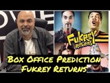 Box Office Prediction | Fukrey Returns | Pulkit Samrat | Richa Chadda | #TutejaTalks