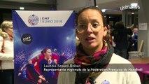 J-300 avant l'Euro de hand féminin à Nantes