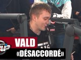"""Vald """"Désaccordé"""" avec Sofiane #PlanèteRap"""
