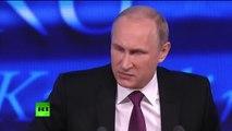 Vladimir Putin: 'Russian Bear will not submit to US warmongers' (2)