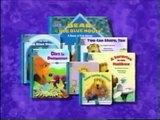 Bear in the Big Blue House Books Promo
