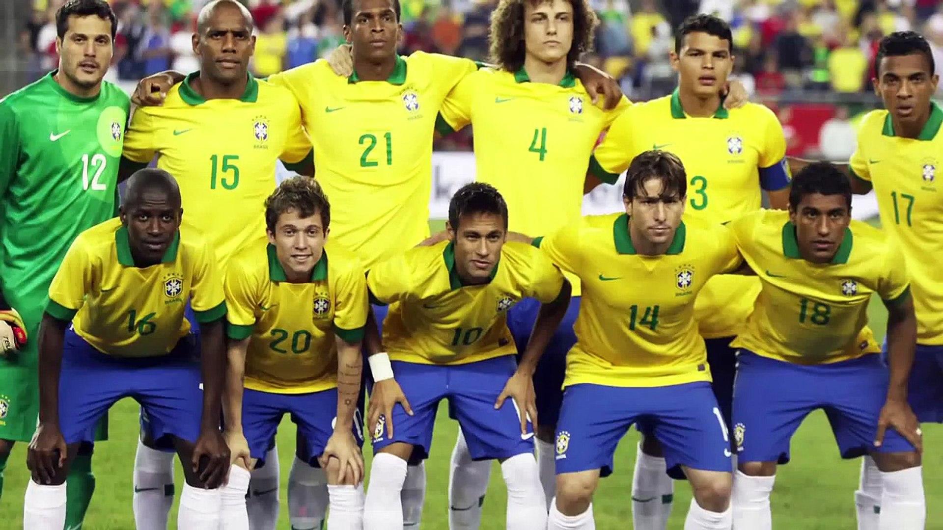 Convocação amistoso: Seleção Brasileira x África do Sul