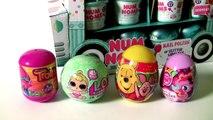 Bonecas LOL Irmãzinhas, Brinquedos NUM NOMS SURPRESA 4.1 ToysBR, LOL Surpresa, Meu Querido Pônei BR