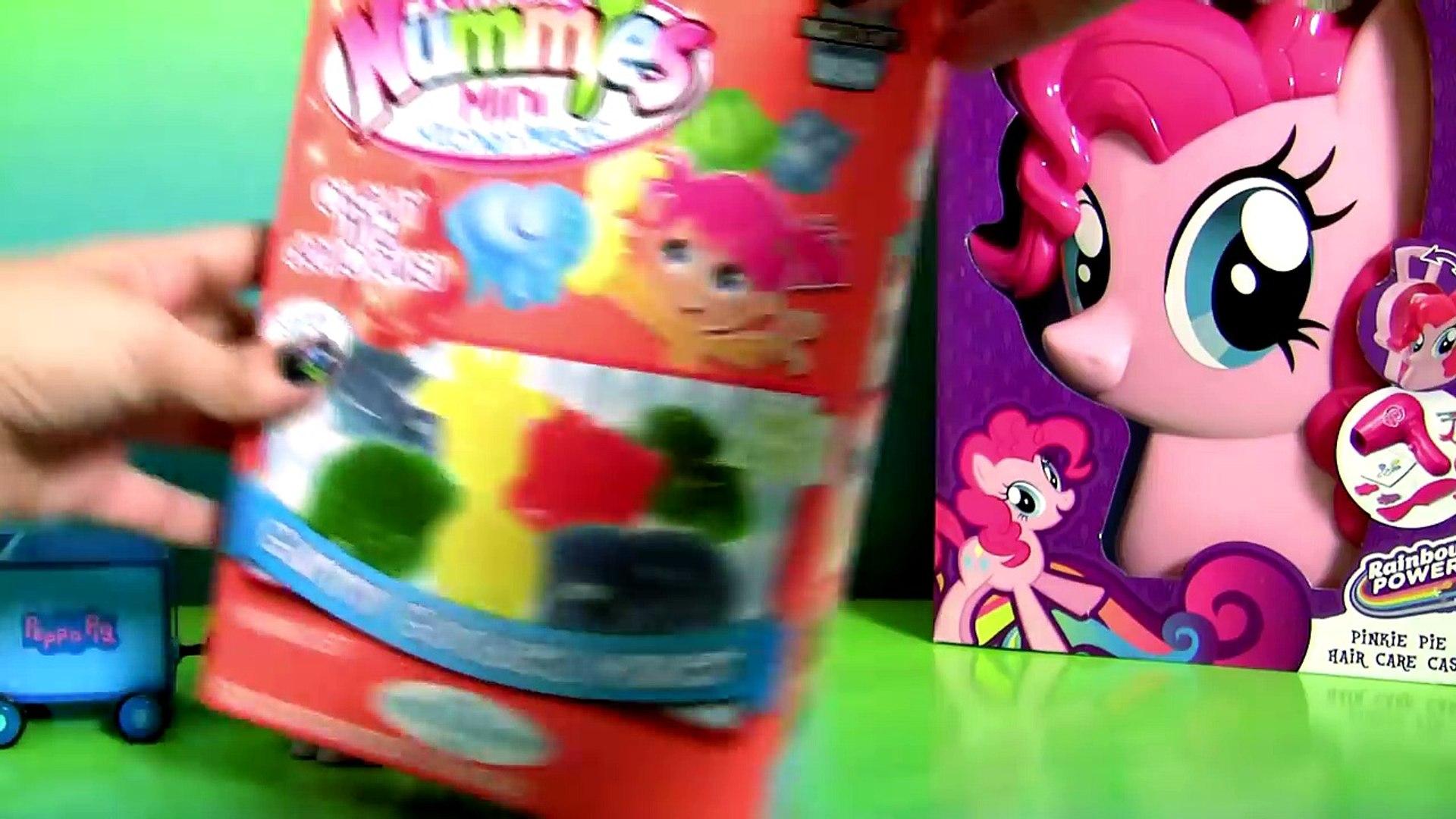 Como Fazer Doces Caseiros com Yummy Nummies Mini Kitchen Magic Candy Shop em Portugues Brasil