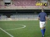 Zlatan Ibrahimovic vs. Cristiano Ronaldo- Skill