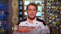 The Final Contestants Have One Hour To Prepare A Menu