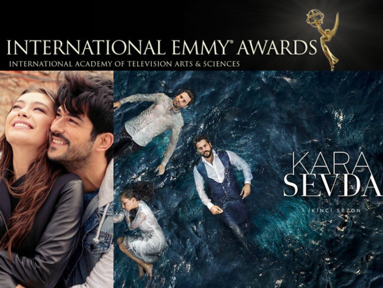 Kara Sevda [Endless Love] TV Series 2015–2017 - International Emmy Award  Winner Turkish Drama Series
