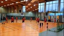 2eme mi-temps vidéo VEHB & NIORT HBS/CHAURAY LC 2