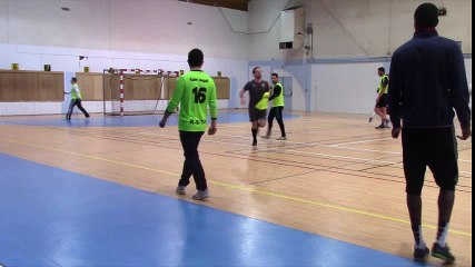 FC LICES vs SAINT AYGULF FUTSAL [mi-temps 1]