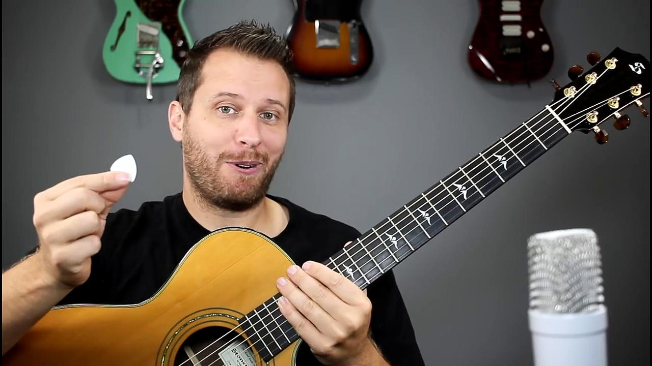 10 Fun Picking Songs on Guitar!
