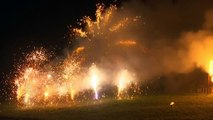 Druids celebrate the end of dark winter days