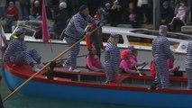 Costumes insolites au carnaval de Venise