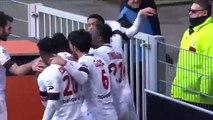 Buts Rennes Guingamp 0-1 /Buts Rennes EAG / 24e j Ligue 1