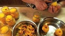 PESCHE SCIROPPATE FATTE IN CASA DA BENEDETTA - Homemade Canned Yellow Peaches