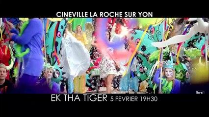 Bollywood au Cinéville La Roche Sur Yon : Ek Tha Tiger / Tiger Zinda Hai / Padmaavat